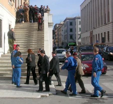 astronauti a Livorno